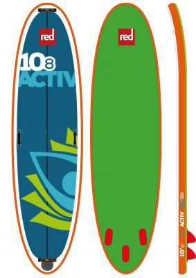 Red Paddle 10'8